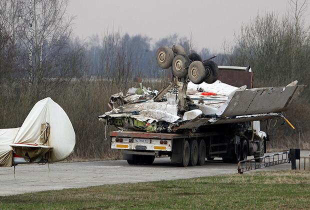 авиакатастрофа в смоленске