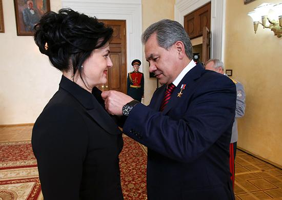 женщина генерал армии в россии шевцова