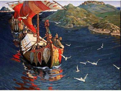 викинги история происхождения
