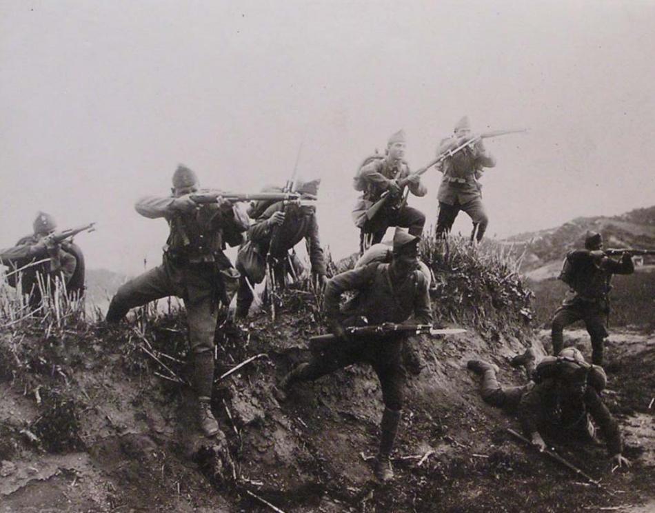 турция армения война