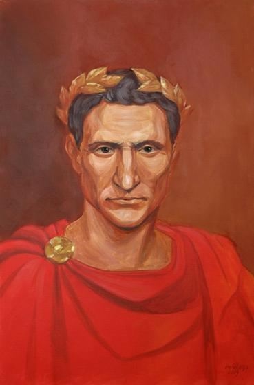 гай юлий цезарь смерть