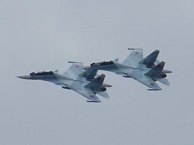 самолеты су модельный ряд