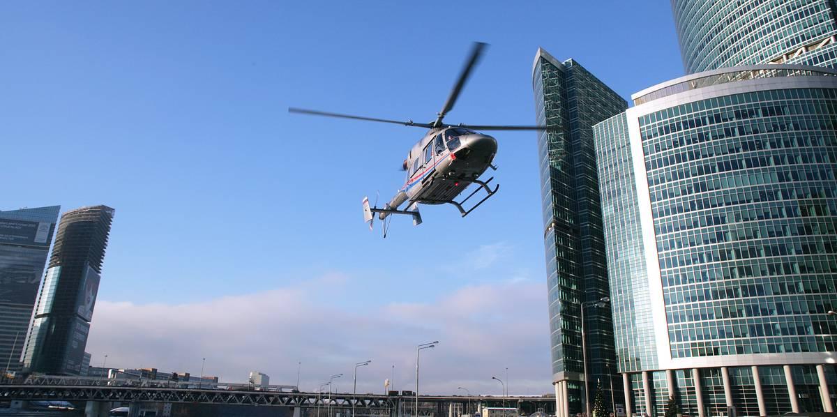 средняя скорость вертолета