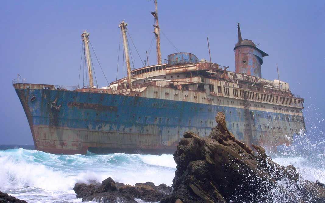 затопленные корабли