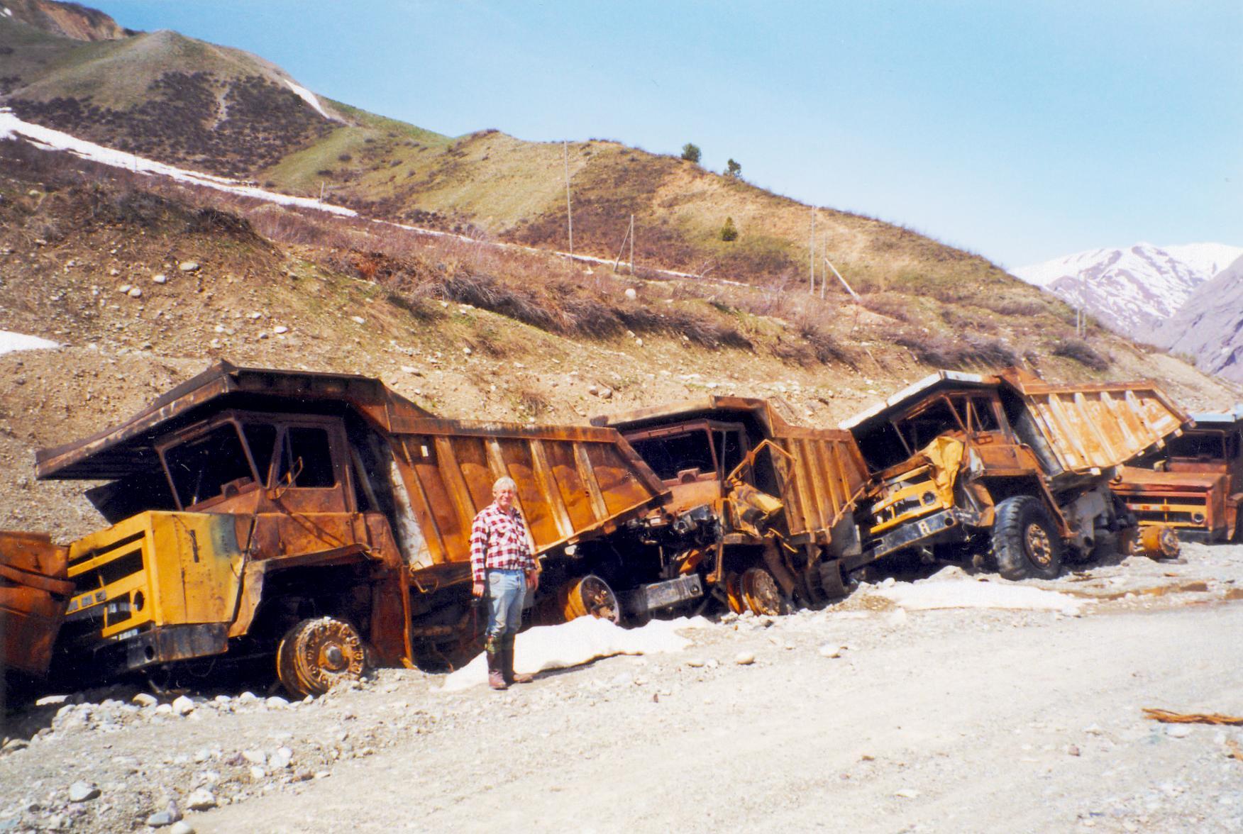 гражданская война в таджикистане 1992 1997 причины