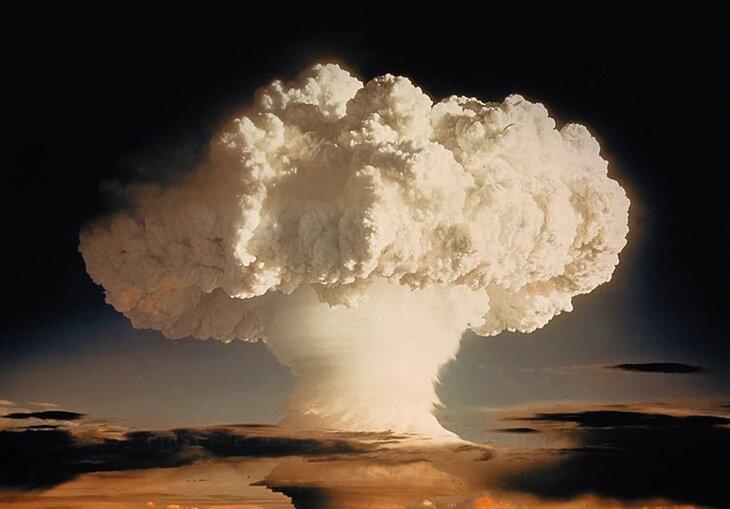 первое испытание ядерной бомбы в ссср