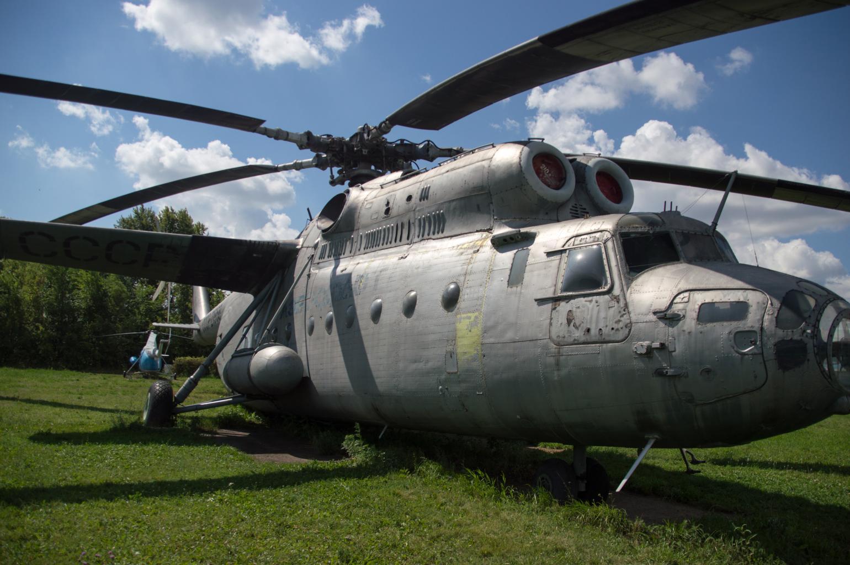 авиационный музей ульяновск