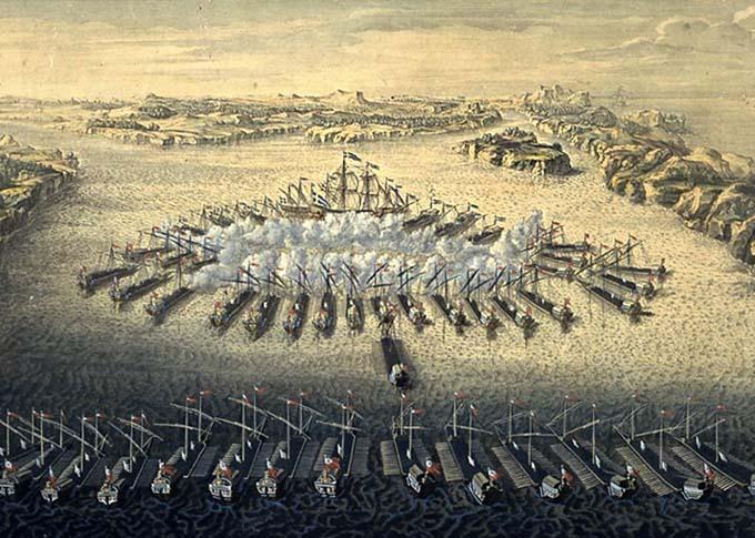 1714 год событие на руси