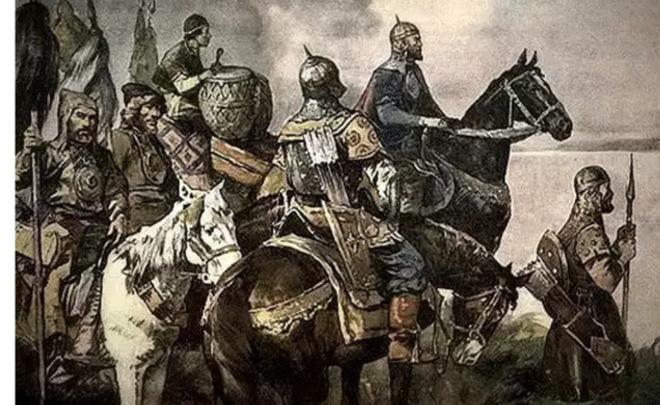 аварский каганат история происхождения