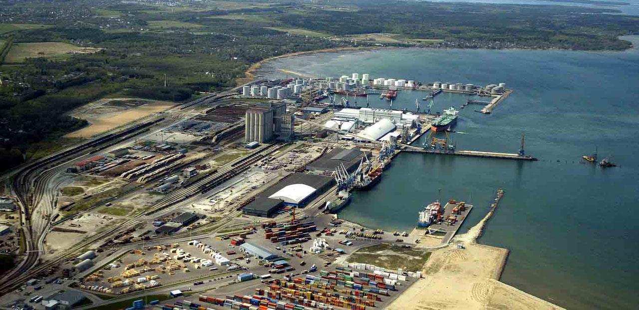 морской порт усть луга официальный сайт