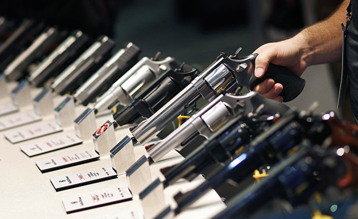гражданское оружие в россии