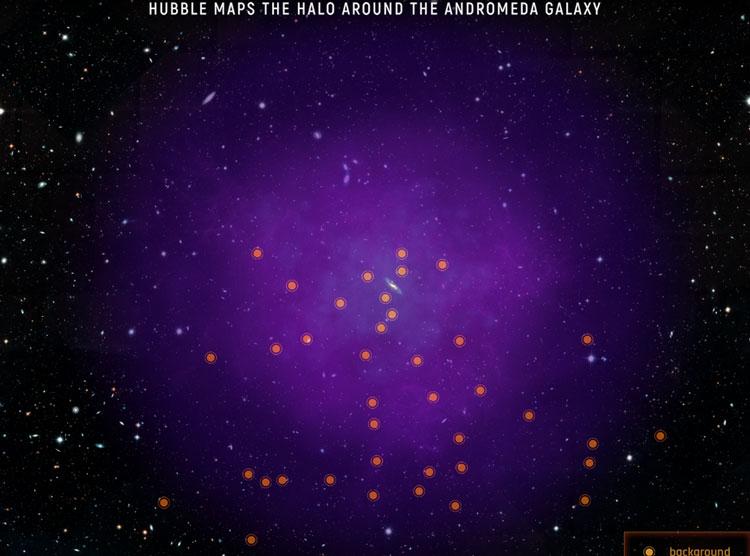 центр галактики