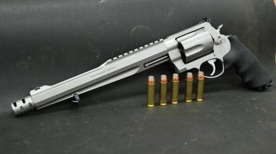 какой самый мощный пистолет в мире