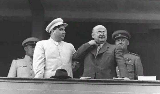 когда арестовали берию после смерти сталина