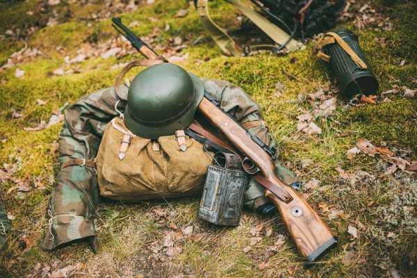 винтовка kar98k