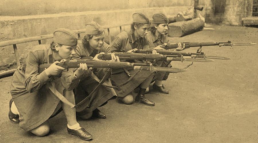 воспоминания ветеранов вермахта о восточном фронте