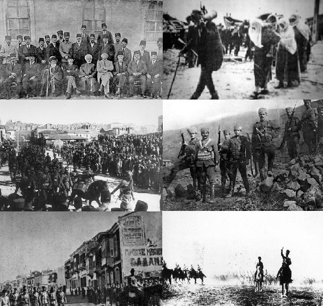 гражданская война в турции