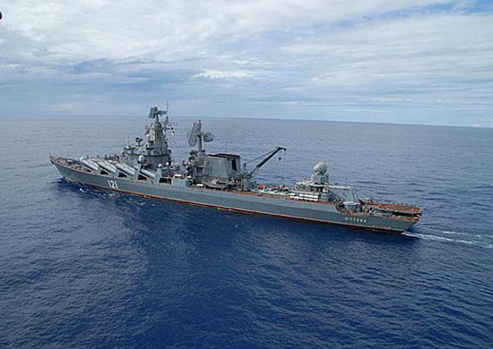 флагман черноморского флота