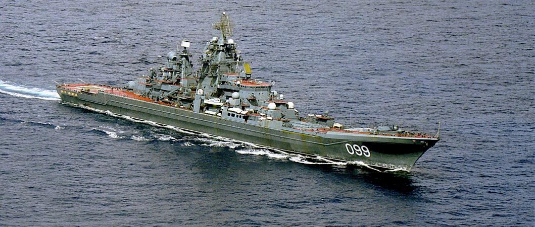 орлан крейсер