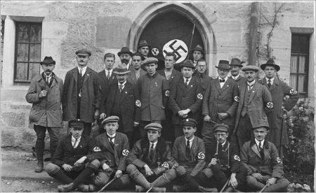 год создания фашистской партии в германии