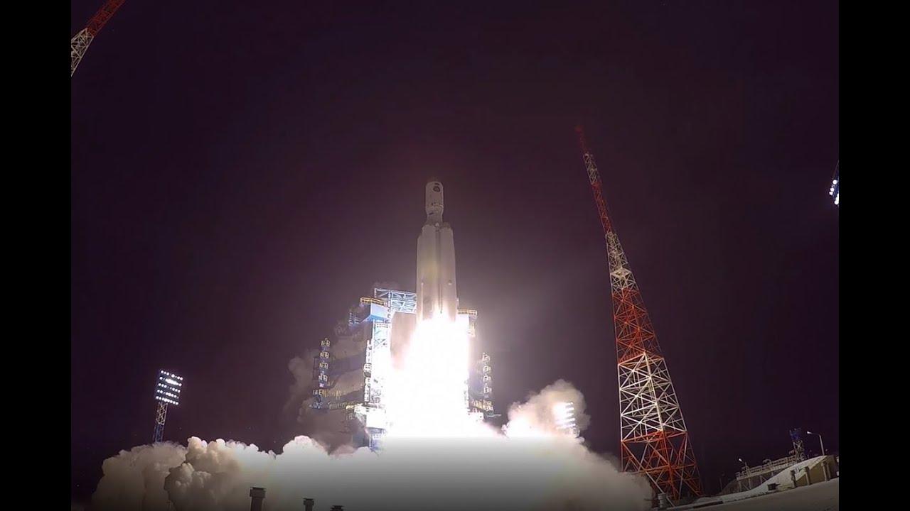 ракета ангара а5