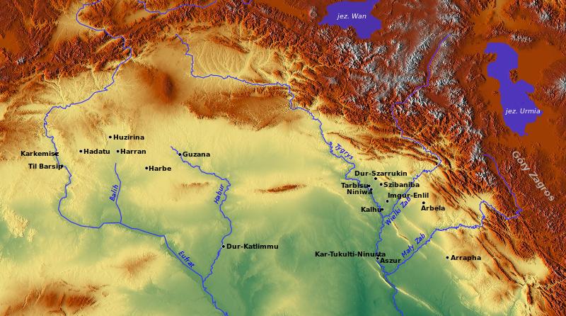 ассирийская империя
