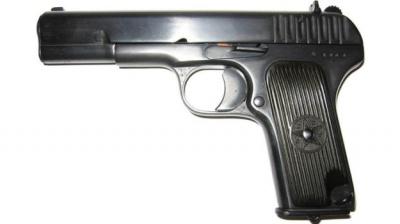 пистолет тт лидер