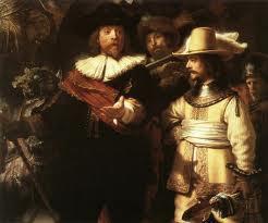 рембрандт ван рейн ночной дозор