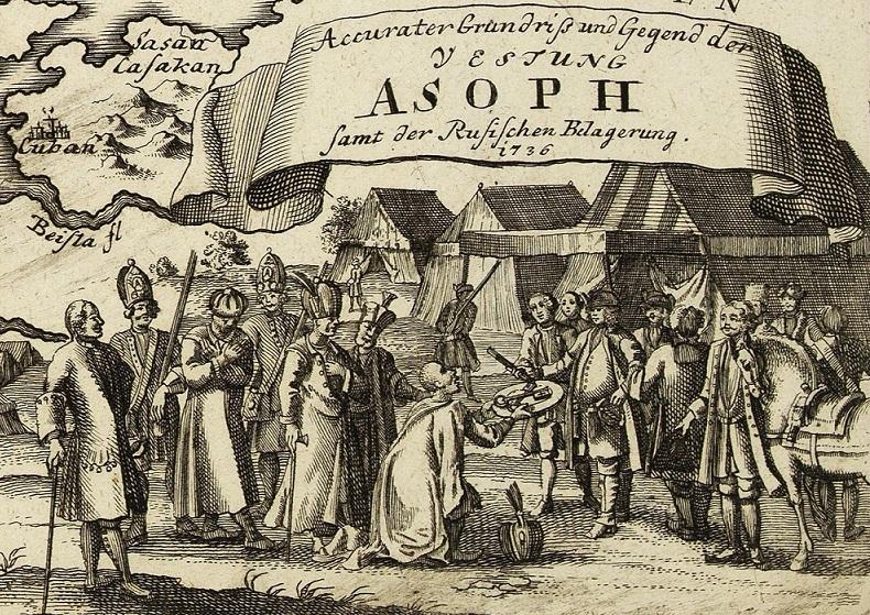 русско турецкая 1735 1739
