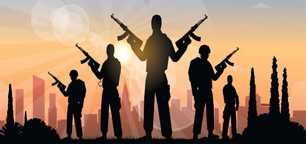 особенности терроризма