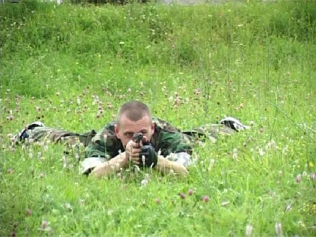 техника стрельбы из пистолета макарова