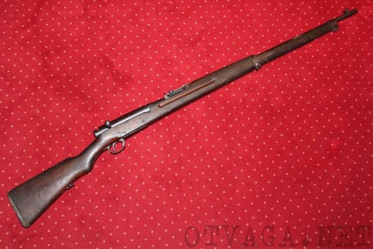 винтовка арисака тип 38
