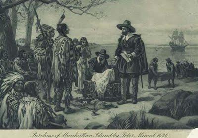 коренные индейцы