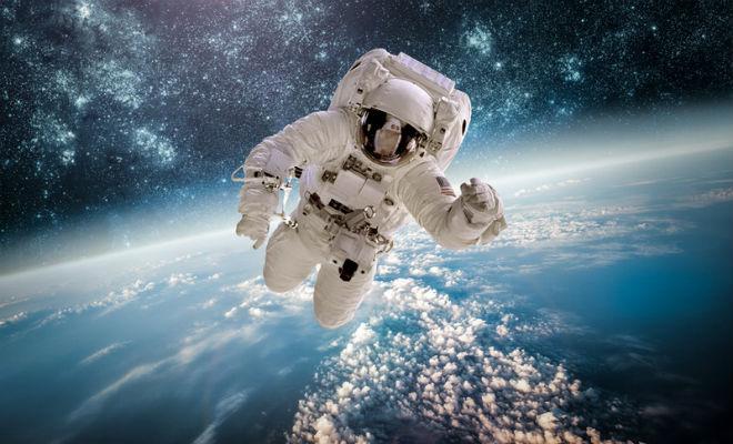 из чего состоит космическое пространство