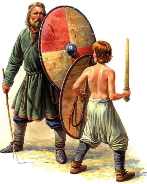 славянское оружие