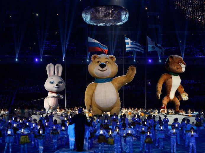 талисман олимпийских игр 1980 г москва