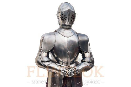 доспехи рыцарей средневековья