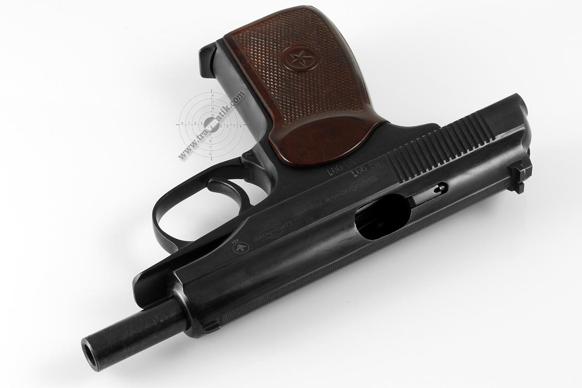 пистолет макарова травмат