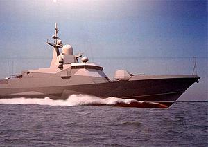 корабли проекта 22800