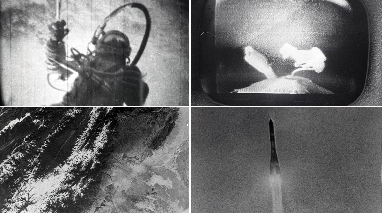 первый человек вышедший в космос
