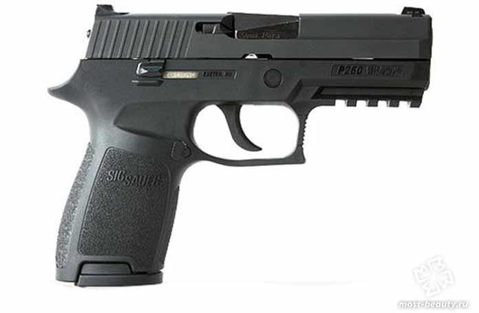 самый мощный пистолет