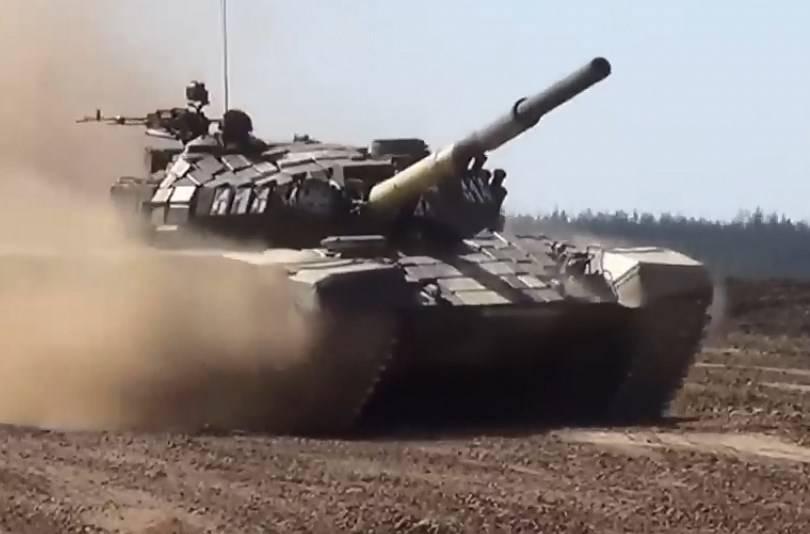 танк т 72 б3