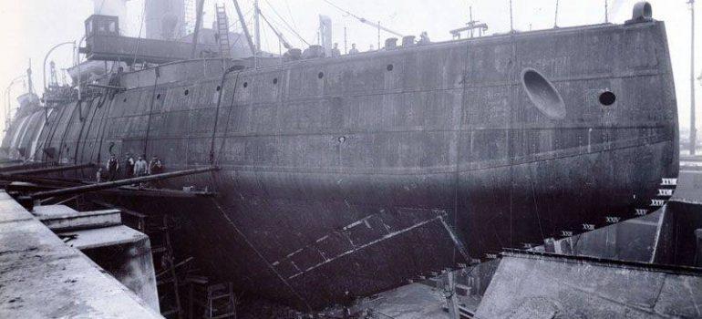 ермак судно