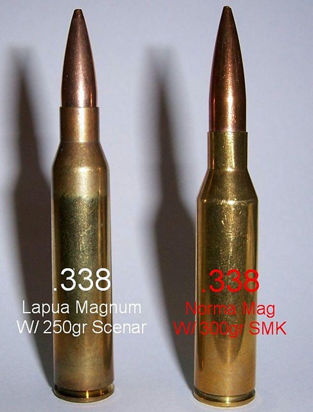 338 калибр в мм
