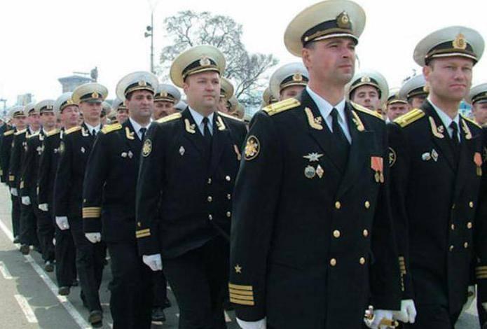 парадная форма офицеров вс рф нового образца