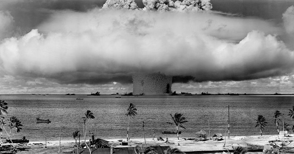 ядерный взрыв фото в высоком качестве