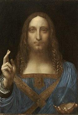 леонардо да винчи стиль живописи