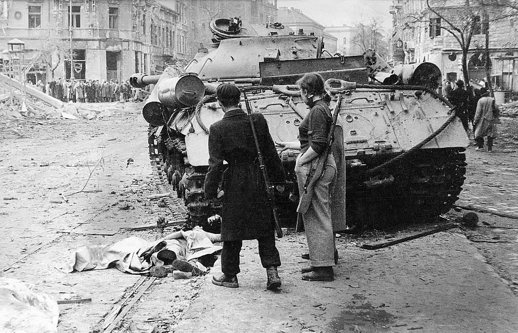 венгерский кризис 1956
