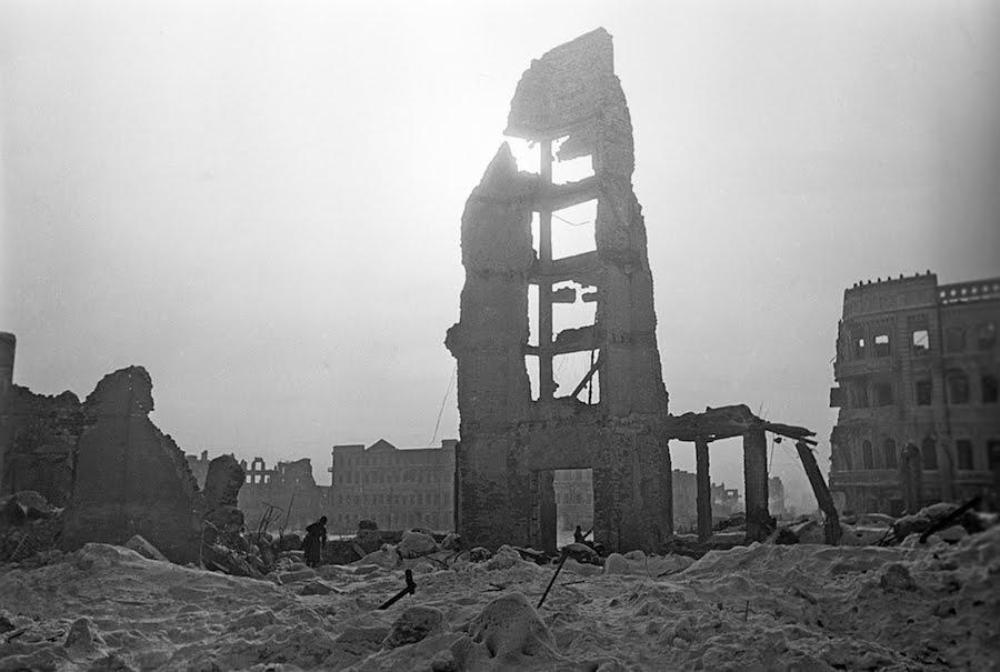как раньше назывался город сталинград