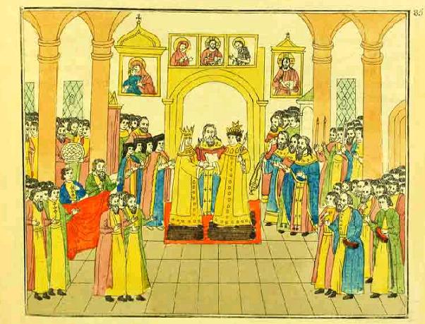 земский собор 1613 г
